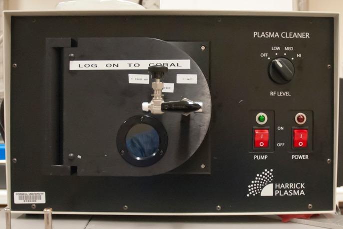 Harrick plasma generator (2nd floor) | cnf users.